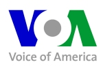 VOA Logo Press