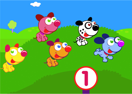 Baby games, Toddlergames, Preschool games