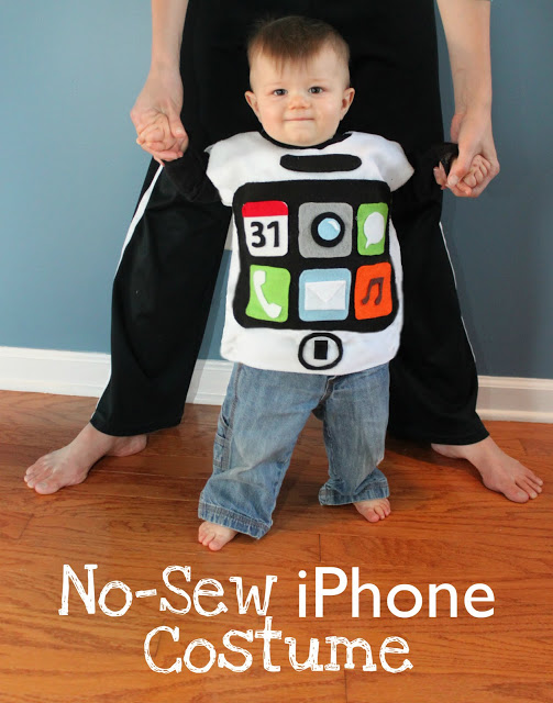 iPhone Costume