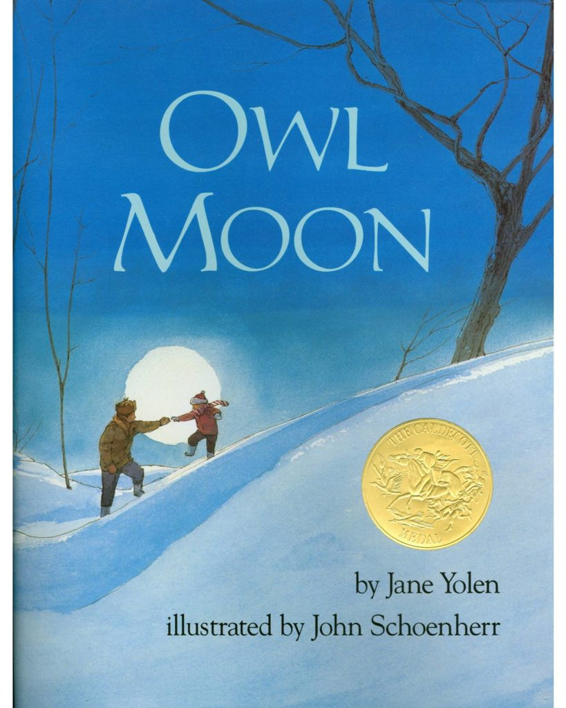 Owl moon 819x1024 Five Great Picture Books About Snow