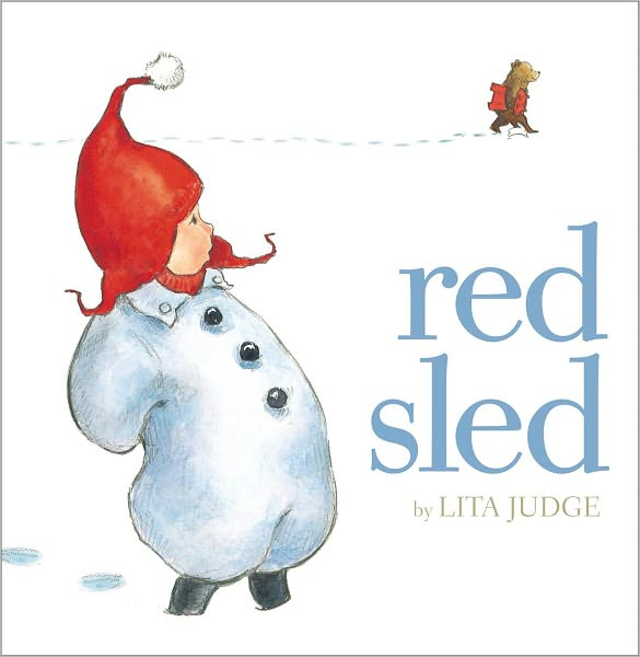 RedSled Five Great Picture Books About Snow