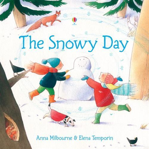 the snowy day millbourne Five Great Picture Books About Snow