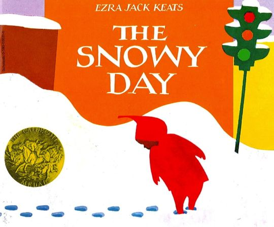 the snowy day Five Great Picture Books About Snow