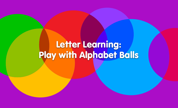 extend the play: letter learning