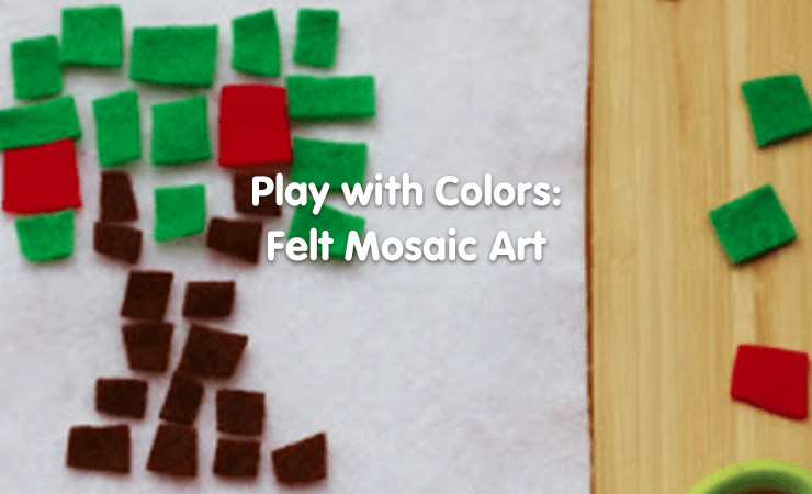 mosaic felt game