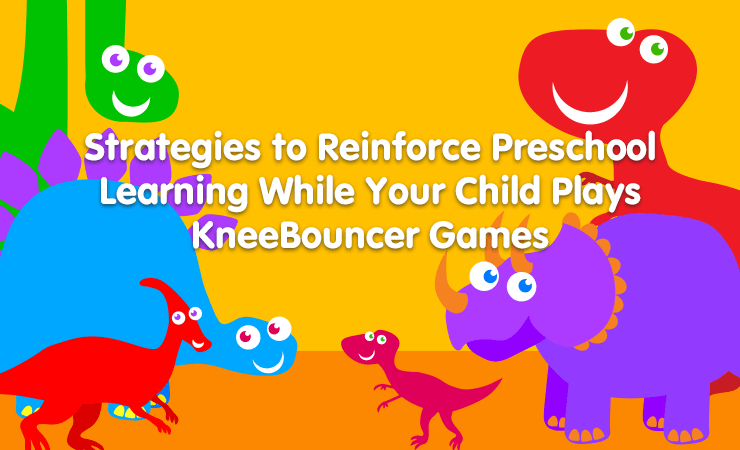 strategies to reinforce your child's learning