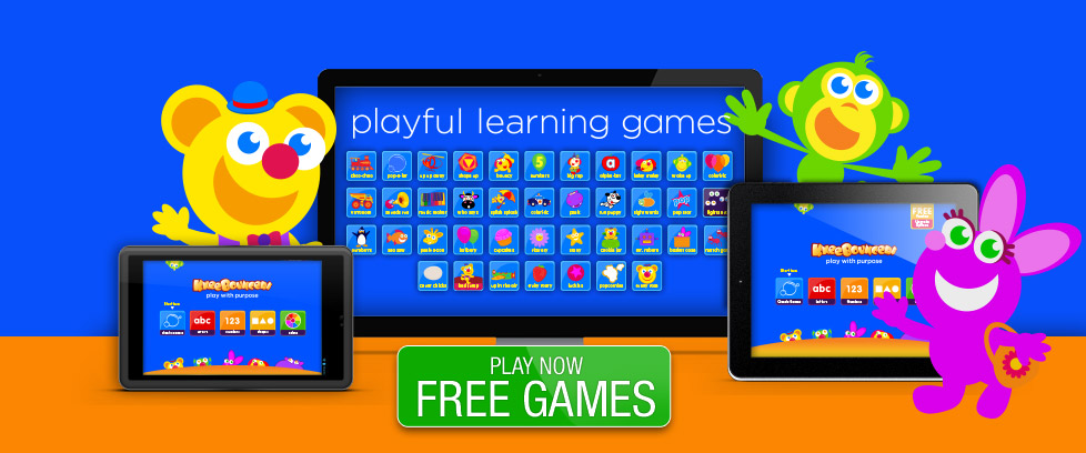 Free desktop games for babies and toddlers