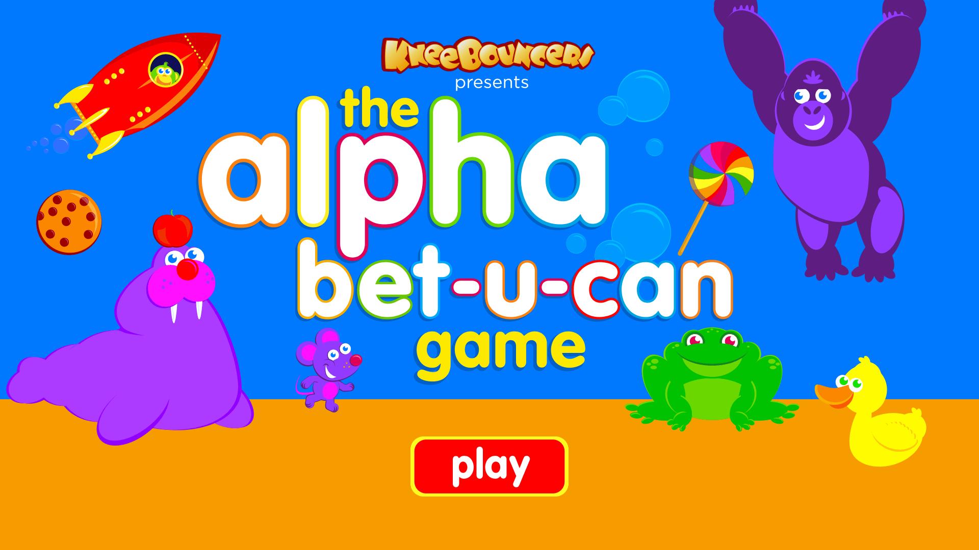 Fun Alphabet Game