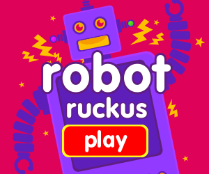 learn numbers, learn counting, game for baby, game for toddlers, robot game