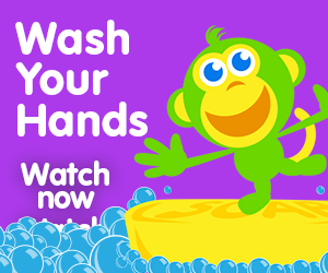 Wash hands song for toddlers