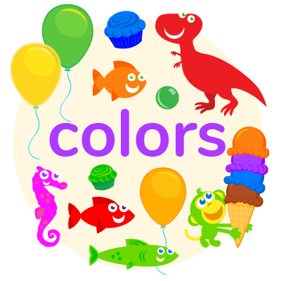 color games for toddlers, babies, and preschoolers