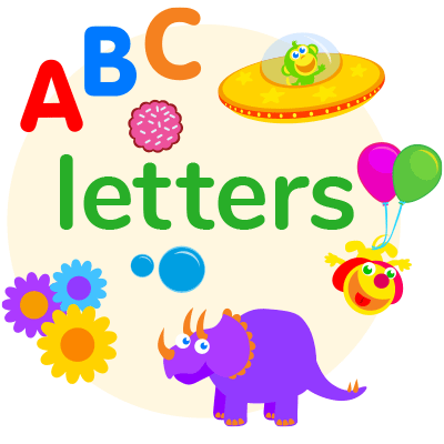 letter games for toddlers, babies, and preschoolers