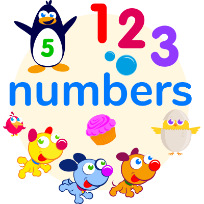 number games for babies, toddlers, and preschoolers