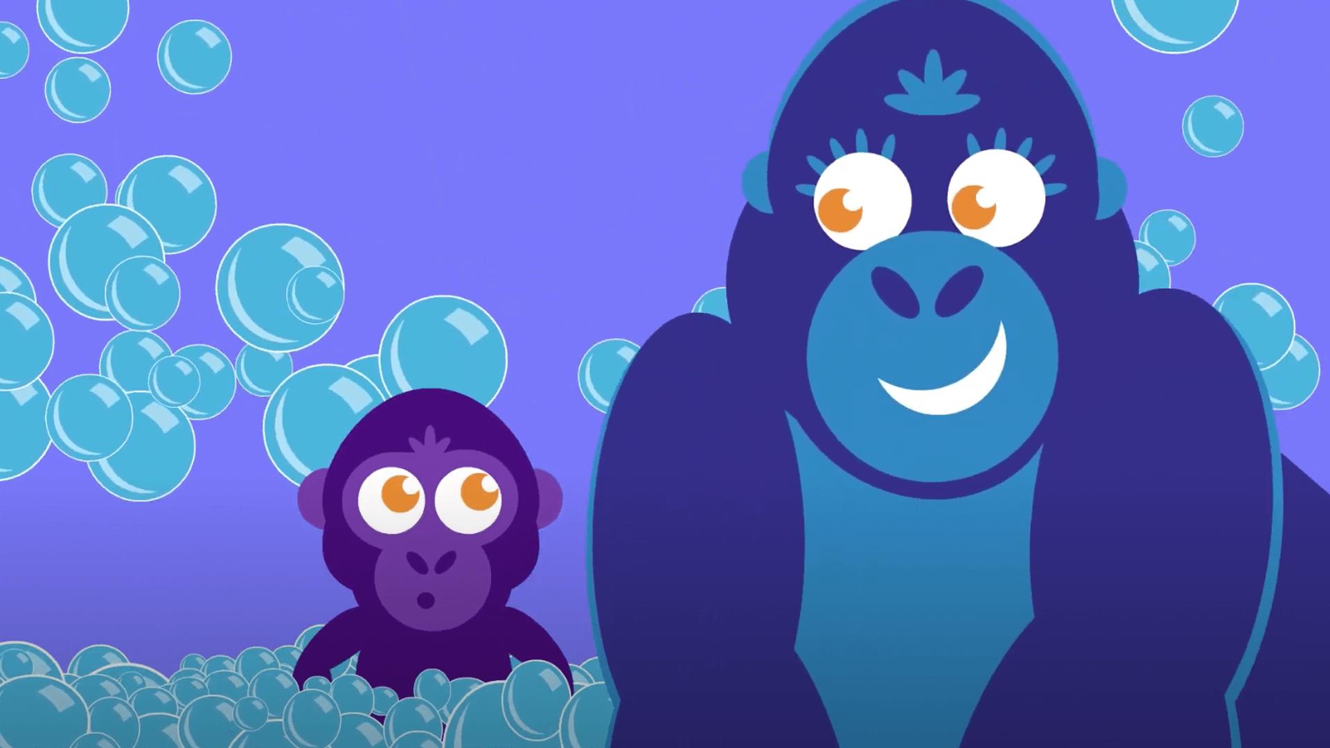 mommy & me song gorilla mom